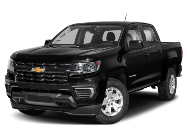 2021 Chevrolet Colorado 4WD LT