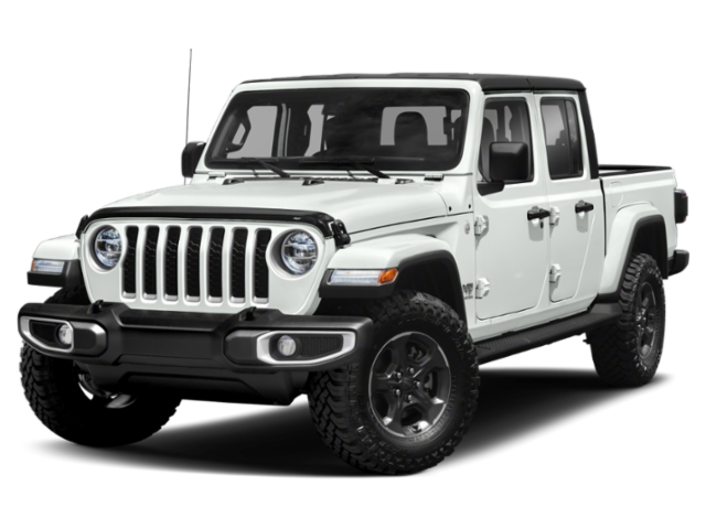 2021 Jeep Gladiator Rubicon