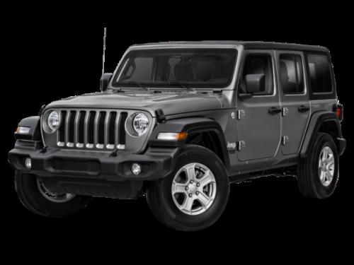 2021 Jeep Wrangler Sport Altitude