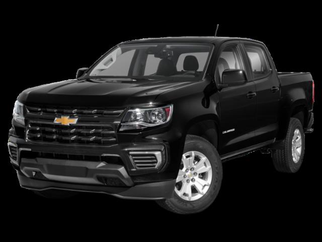 2022 Chevrolet Colorado 4WD LT