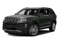 New Ford Explorer SUVs