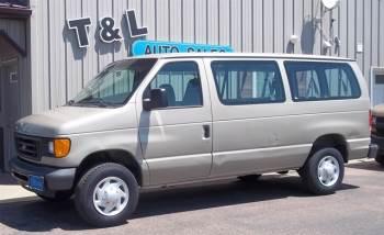 2007 Ford Econoline Wagon