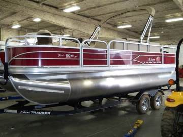 2019 SUN TRACKER FISHIN BARGE 20 DLX