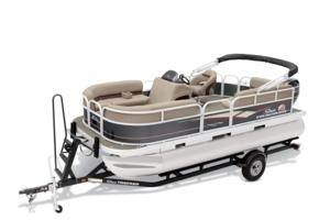 2020 SUNTRACKER PARTY BARGE 18 DLX