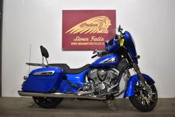 2021 INDIAN MOTORCYCLE® CHIEFTAIN® LIMITED RADAR BLUE
