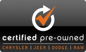 CHRYSLER Certified Pre-Owned