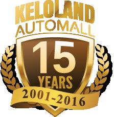 Keloland 15th Anniversary Logo